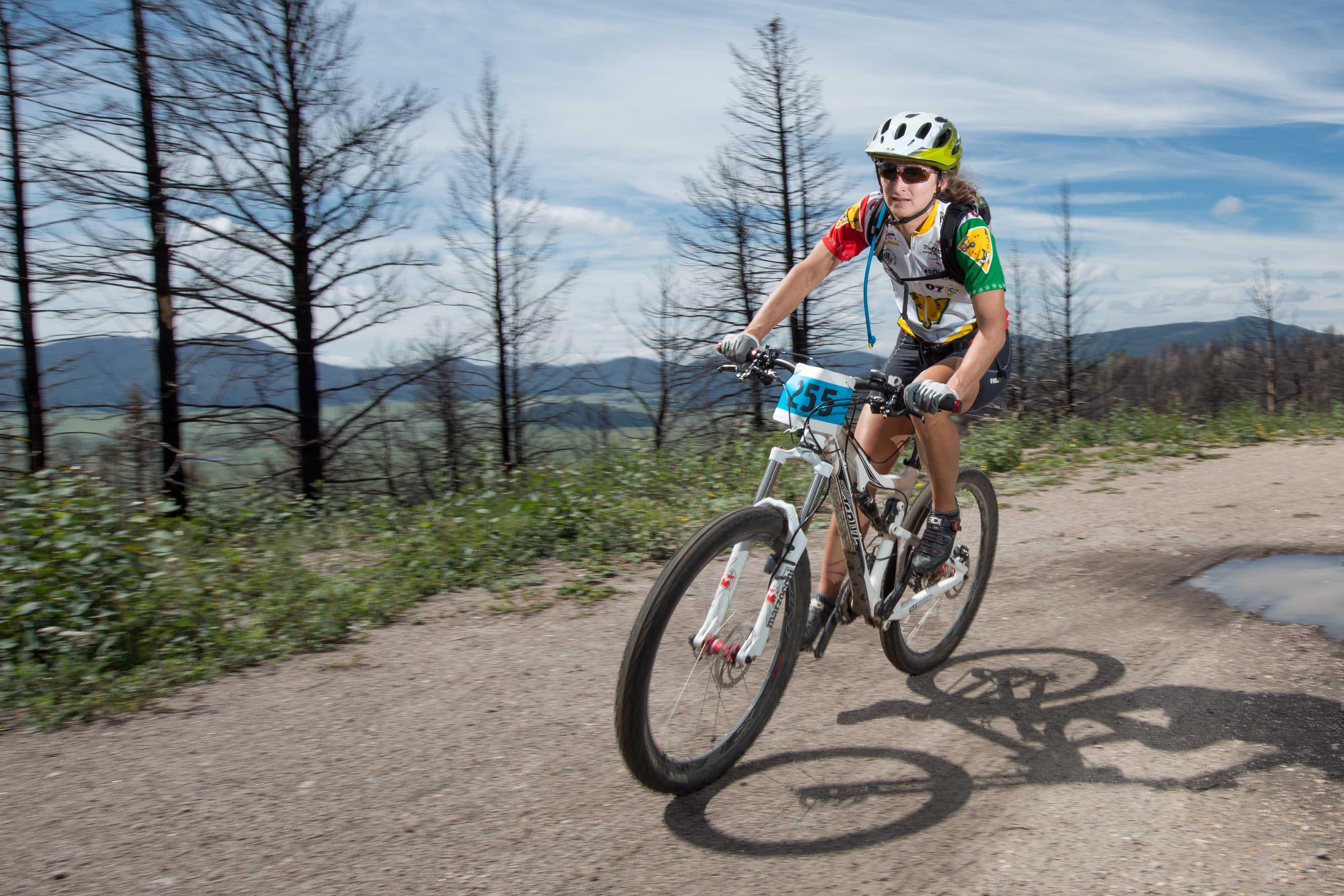 Pyroclassic Xc Bike Race Vector And Mass